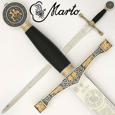 EXCALIBUR SWORD - Official Licensed Replica Atrezzo - Marto - Toledo (Spain)
