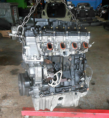Bmw X3 E83 2.0D M47T Oe4 Engine Block With Cylinder Head 204D4 0441266 0441267