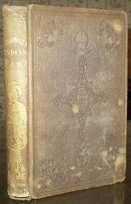 Very Rare, 1846, Hand Colored Plates, History Of The Indian Wars, Americana