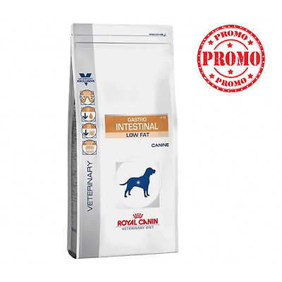 Royal canin veterinary diet gastro intestinal low fat 12 Kg