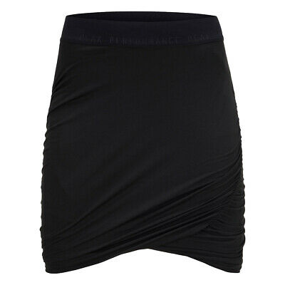 Peak Performance Twist Workout Skirt with Narrow Fit