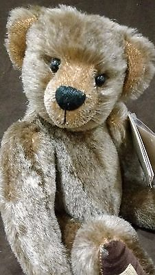 "Deans Mohair Teddy Bear - 14"" - The Essential Gustav - 399 Of 1500 -  New In Box"
