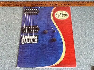 US Masters Guitar Works Catalog