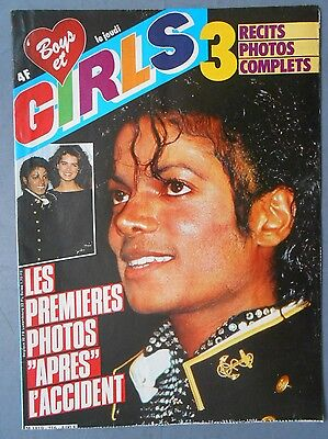 ►Boys Et Girls 216/1984 Michael Jackson - Brooke Shields - Terence Hill - Bowie