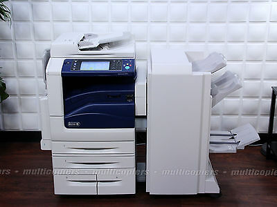 Xerox WorkCentre 7830 Color MFP Copier Printer Fax iFax Scanner Email 7835 7845