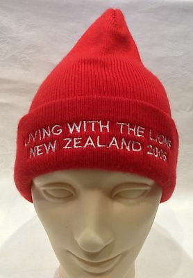 2005 British and Irish Lions Beanie Hat New Zealand Tour