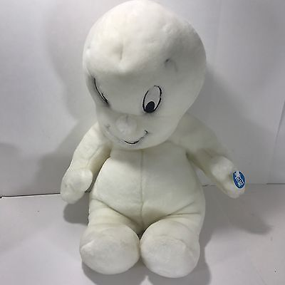 "Casper The Friendly Ghost 18"" Talking Plush Doll Harvey Commonwealth Rare"
