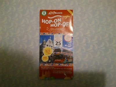 COPENHAGEN Hop-ON Hop-OFF super MAP and more !!!