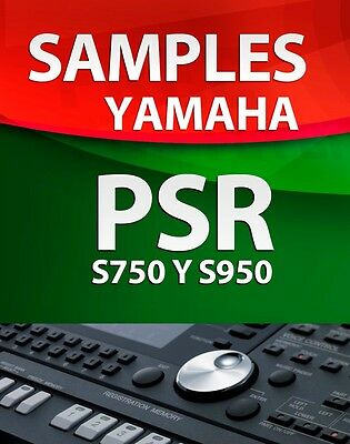 Mexican Samples for Yamaha Keyboards Psr s750 and s950 Series