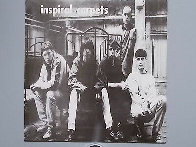 Inspiral Carpets * 'mad Cow' * Vinyl Lp (1990) In New Condition