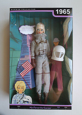 Barbie Collector Miss Astronaut 1965 Career Doll, 2009 My Favorite Vintage