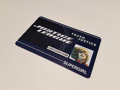Supergirl ID Card - WFID-012 - World's Finest heroclix