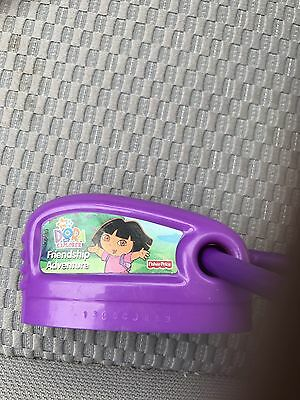 Fisher Price Smart Cycle Dora The Explorer Friendship Adventure Game