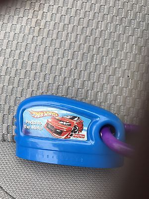 Fisher Price Smart Cycle Hot Wheels Pedal to the Metal Game