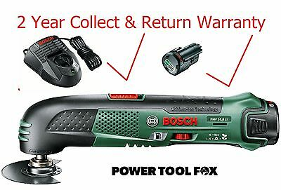 New Bosch PMF 10.8 Li Cordless Multi Function Tool 0603101974 3165140808477#
