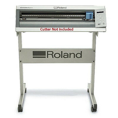 Roland GS-24 Stand - Fits GS-24, GX-24 & BN-20 Roland Cutter/Printer Models