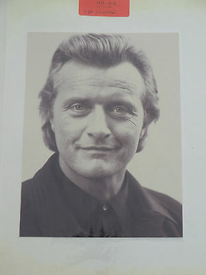 RUTGER HAUER collection of 40 colour & B & W photos in an album