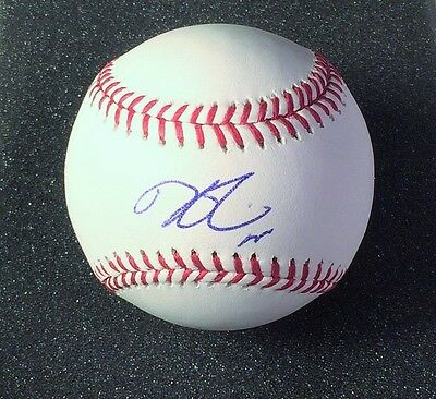 Boston Red Sox DUSTIN PEDROIA #15 Autographed Baseball | Rawlings Official MLB
