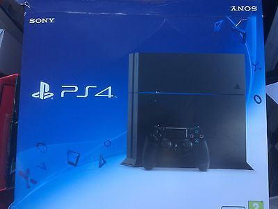playstation 4 empty box + Controller Box Also