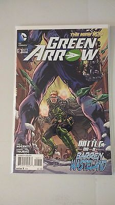 Green Arrow Issue 9 New 52