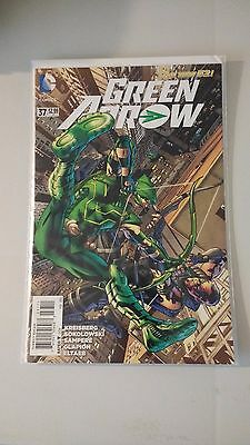 Green Arrow Issue 37 New 52