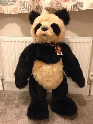 Limited Edition Charlie Bear, India Number 318 Of 1000