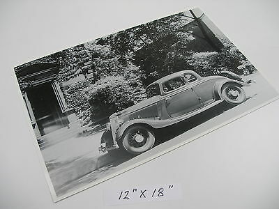 1934 Ford 5 window Coupe , * Poster *