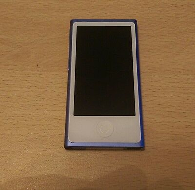 Apple iPod nano 7th Generation  Blue (16GB) Latest Model