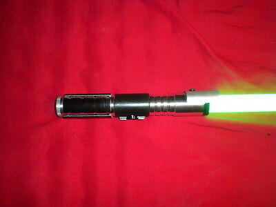 FX Yoda GreenLightsaber Custom Luxeon Customized New Ultrasabers Combat Dueling
