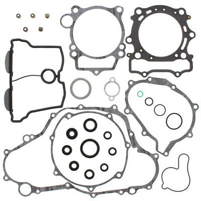 Winderosa Complete Gasket Kit with Oil Seals for Yamaha WR400F 2000