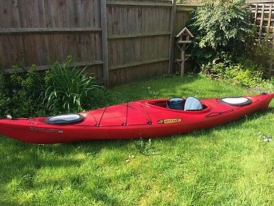 Kayak For Sale Native Watercraft 12.5 + Paddle & Buoyancy Aid.