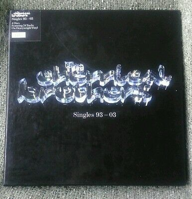 chemical brothers vinyl the singles 93 - 03