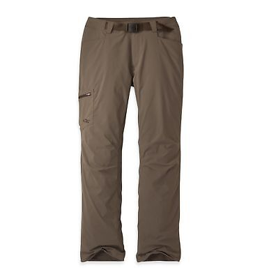 Outdoor Research Equinox Men's Pants - 34, Mushroom