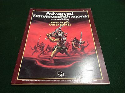 dungeons and dragons Adventure Tales of the outer planes book