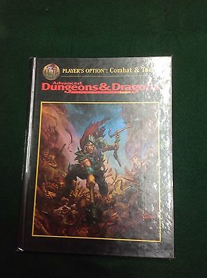 Advanced dungeons and dragons 2nd edition Players option combat and tactics