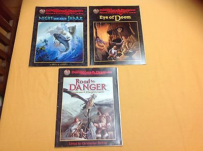 Advanced Dungeons and Dragons Adventures D20 system