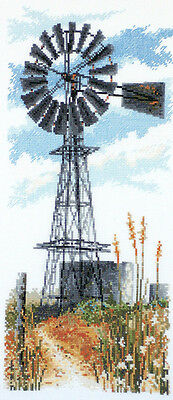 'Windmill' Cross Stitch Chart - Country Threads