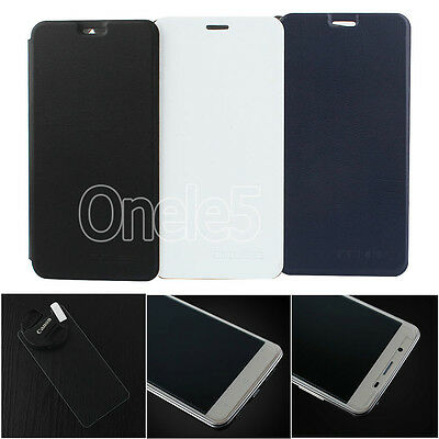 """Case Cover For Blackview P2 /P2 Lite 5.5"""" Flip PU Leather Phone Protector Screen"""