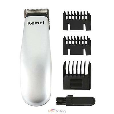 Professional Men's Electric Shaver Razor Beard Hair Clipper Trimmer Grooming Kit