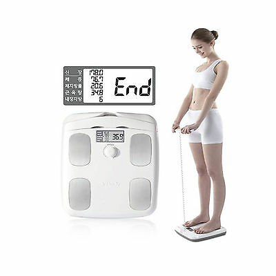 InBody H20B Body Fat Analyzer Weight Muscle measured within 5 seconds Scale