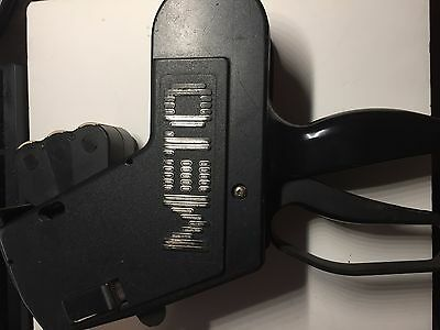 Meto 3 Line 11 Digit Price Label Gun