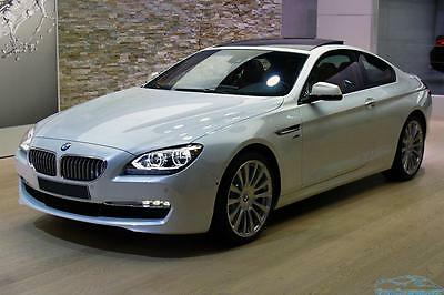 BMW 6 Series 640i 235kW Turbo Petrol ECU Remap +39bhp +90Nm Chip Tuning