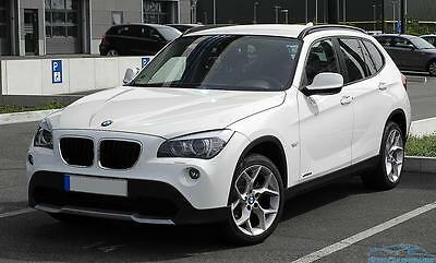 BMW X1 20d 130kW Turbo Diesel ECU Remap +38bhp +75Nm Chip Tuning