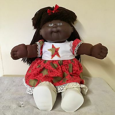 Cabbage Patch Kids Girl Fully Dressed.