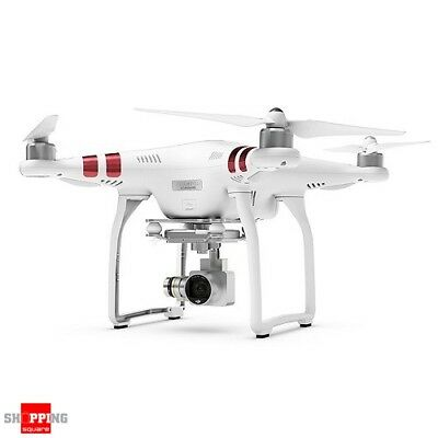 DJI Phantom 3 Standard Quadcopter Drone with 2.7K HD Video 12MP Photo Camera