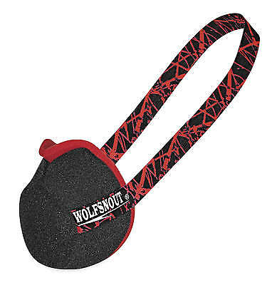 WOLFSNOUT AS-11RED Rider Dust Mask Red