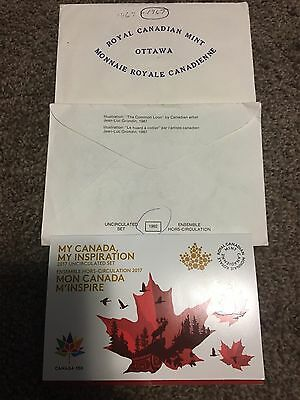 1967 / 1992 / 2017 Canada Anniversary Uncirculated Coin Sets (3)