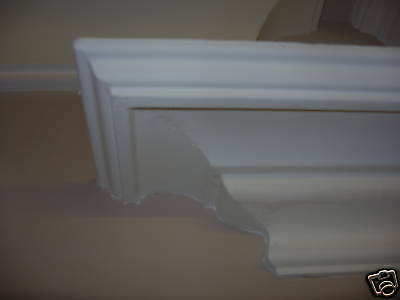 Victorian (Small Traditional) Handmade Plaster Coving