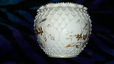 Knowels Taylor Knowels Fishnet Bowl (Circa 1870 - 1910)  Excellent condition