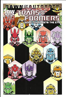 Transformers: More Than Meets The Eye # 31 (Sub-Cover, Autobots, July 2014), Nm